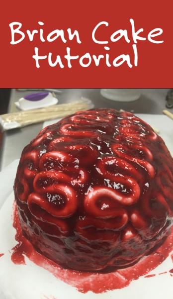 Karma Brain Cake